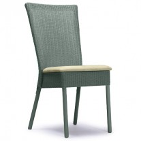 Bantam Chair with Upholstered Seat DWB