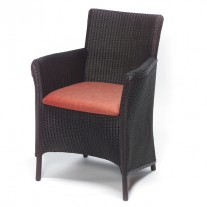 Bossanova Chair with Seat Cushion