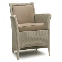 Bossanova Chair with Seat & Back Cushions