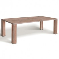 Nordic Slim Table Oak