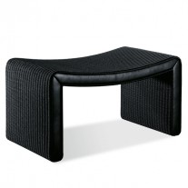 Wave Footstool