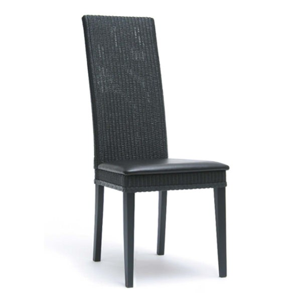 Apollo Chair Upholstered Seat 1