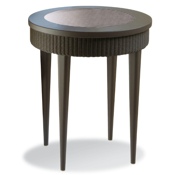 Arte Side Table 01 with glass top 1