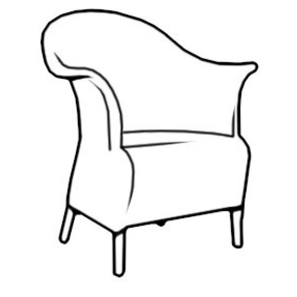 Balmoral Chair Drawing