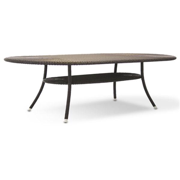 Cordoba Outdoor Oval Table 1