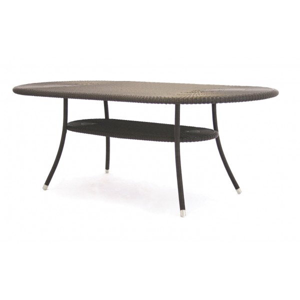 Cordoba Outdoor Oval Table 4