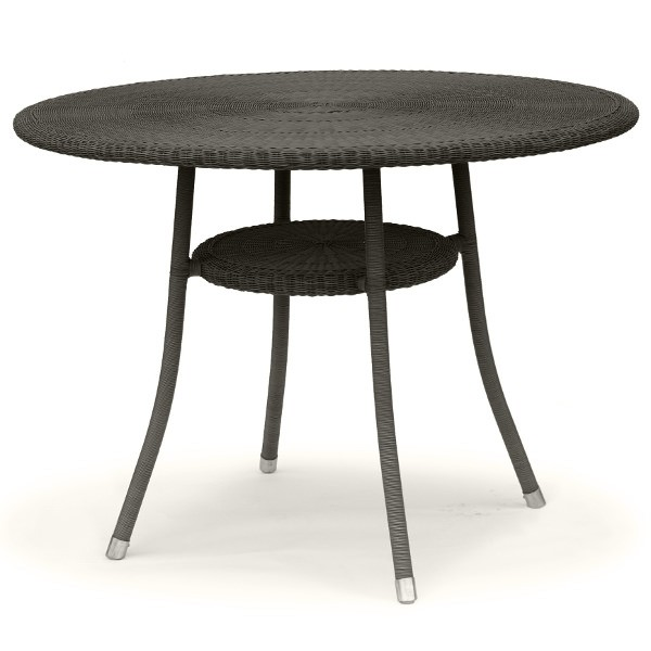 Cordoba Bistro Round 790 Outdoor Table 4
