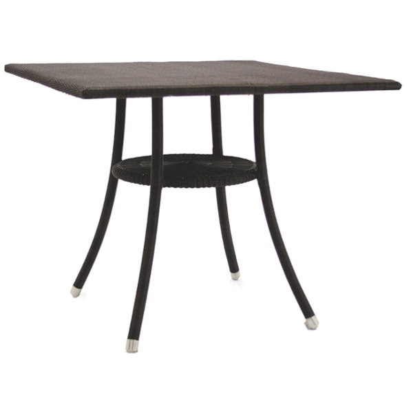 Cordoba Outdoor Square Bistro Table 1