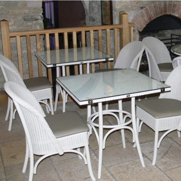Bistro Square Table T011 4