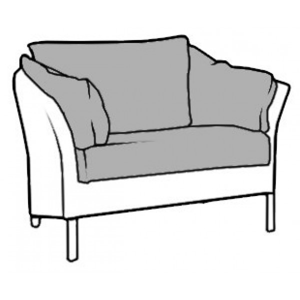 Buxton Grand Armchair Drawing 7