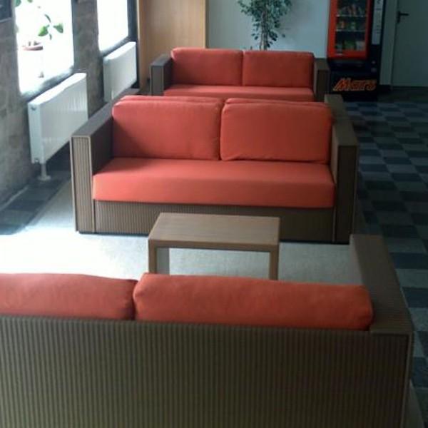 Loft Sofa 150 3