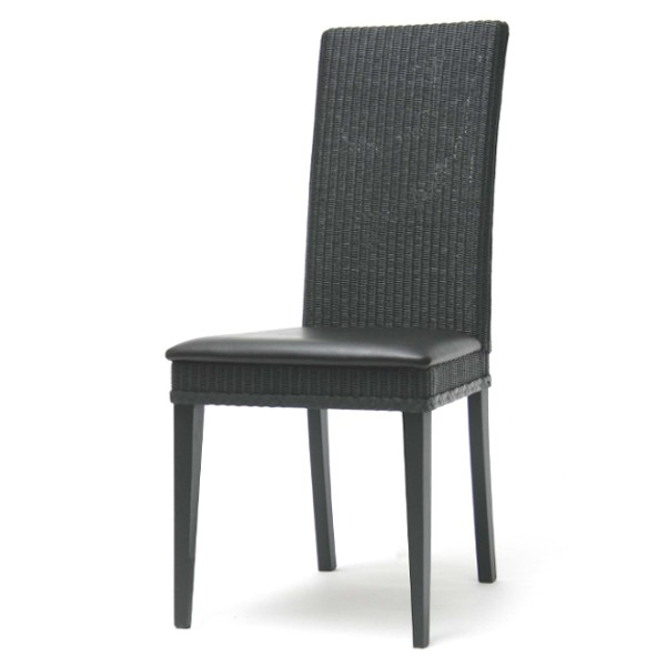 Zeus Chair Upholstered Seat C057UB 1