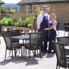 Cordoba Outdoor Square Bistro Table 2