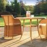 Cordoba Bistro Round 790 Outdoor Table 5