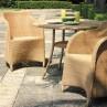 Cordoba Bistro Round 790 Outdoor Table 2