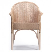 Beeby Sessel mit Unterpolsterten Loom-Sitzfläche