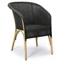 Belton Sessel mit Unterpolsterten Loom-Sitzfläche