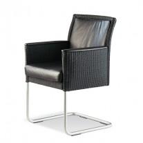 Accente Casino Swing 02 Stuhl mit Armlehne