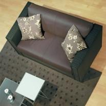 Accente Loft Sofa Small 190