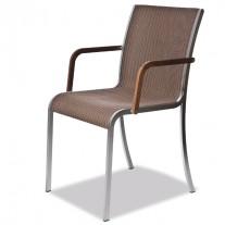 Accente Rado 02 Stuhl mit Armlehne