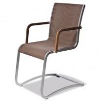 Accente Rado Swing Stuhl mit Armlehne