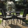 Cordoba Bistro Round 1000 Outdoor Table 5