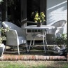 Cordoba Bistro Round 1000 Outdoor Table 2