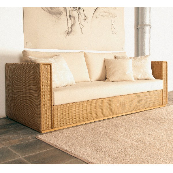 Fabulous Loft Sofa Solo 220 Lloyd Loom Ibusinesslaw Wood Chair Design Ideas Ibusinesslaworg