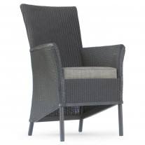 Boston Chair with Arms and Cushion