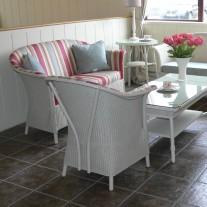 Burghley Sofa Upholstered