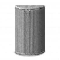Semi Circle Linen Basket