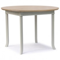 Stamford Table Round Oak or Walnut Top
