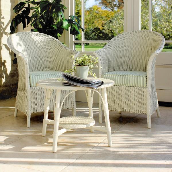 Belvoir Chair with Cushion C002D 2