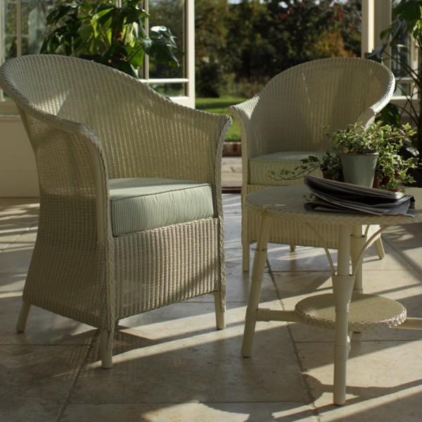 Belvoir Chair with Cushion C002D 3