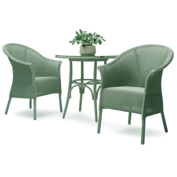 Belvoir Chair with Skirt & Padded Seat 2
