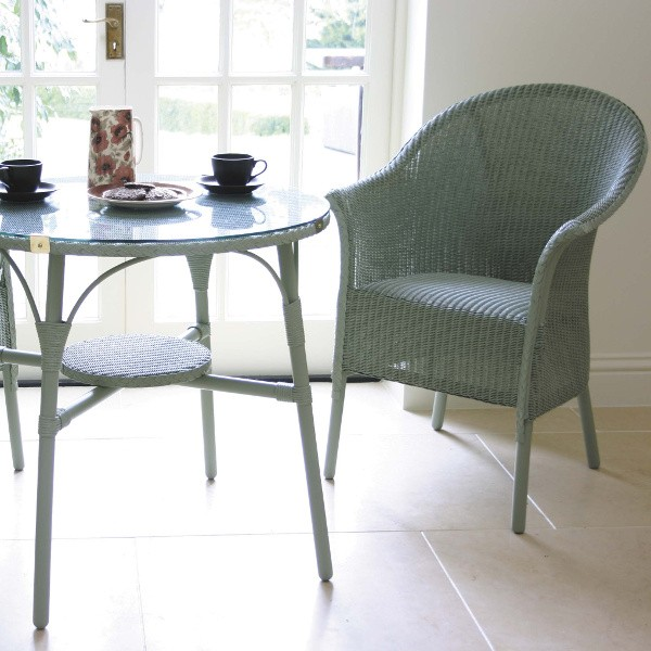 Belvoir Chair with Skirt & Padded Seat 3