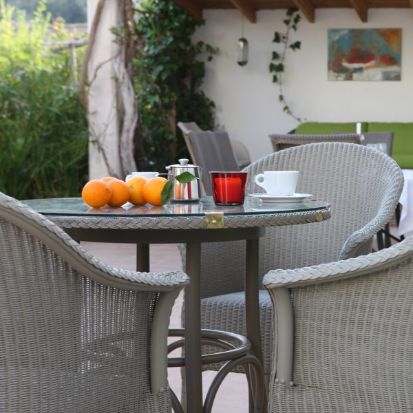 Bistro Round Table T010 2
