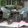 Belvoir Chair with Skirt & Padded Seat 6