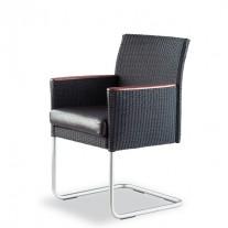 Accente Casino Swing 01 Stuhl mit Armlehne